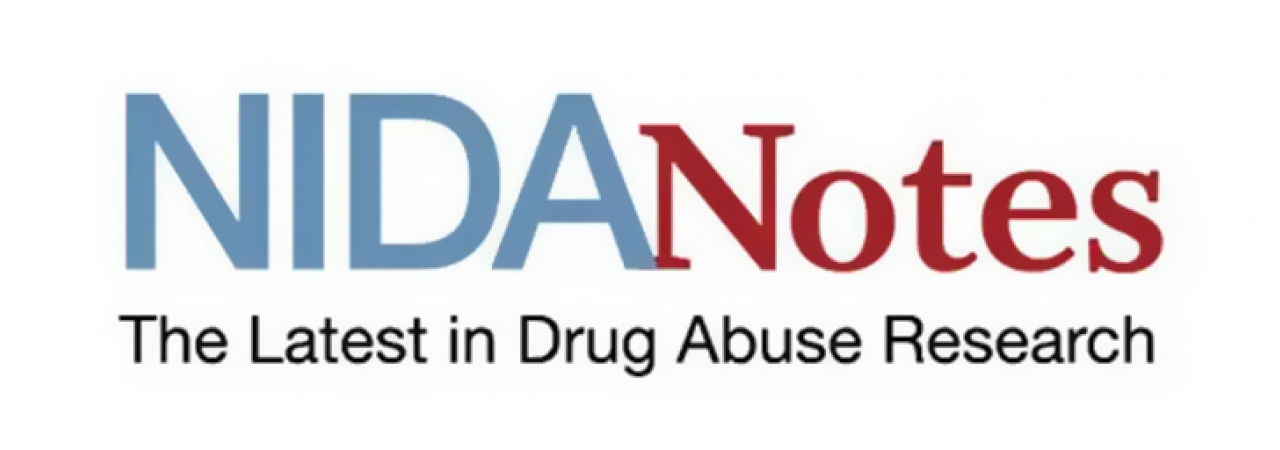 NIDA Notes logo - The latest in drug abuse research