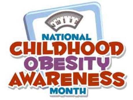 National Childhood Obesity Month